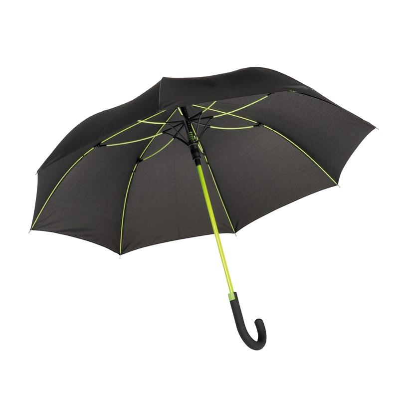 CANCAN automata esernyő, fekete-világoszöld