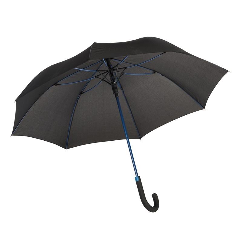 CANCAN automata esernyő, fekete-kék