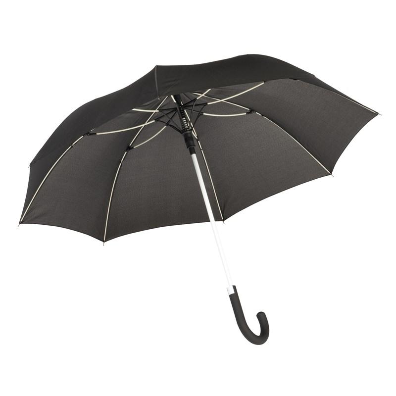 CANCAN automata esernyő, fekete-fehér