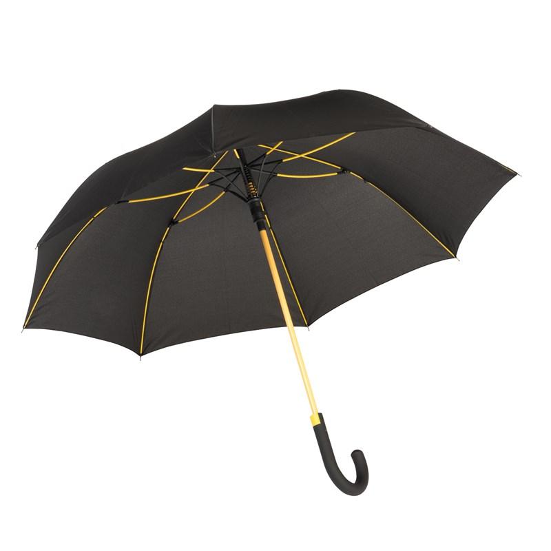 CANCAN automata esernyő, fekete-sárga